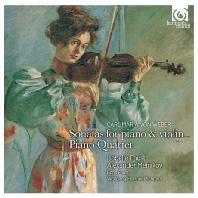 SONATAS FOR PIANO & VIOLIN/ ISABELLE FAUST, WOLFGANG EMANUEL SCHMIDT