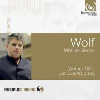MORIKE-LIEDER/ WERNER GURA, JAN SCHULTSZ