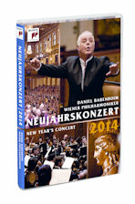 NEW YEAR`S CONCERT 2014/ DANIEL BARENBOIM [2014 빈 신년음악회 - 다니엘 바렌보임]