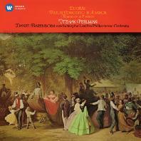 DVORAK: VIOLIN CONCERTO/ DANIEL BARENBOIM [펄만 8집 - 드보르작: 바이올린 협주곡, 로망스]