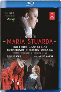 MARIA STUARDA/ MAURIZIO BENINI [도니제티: 마리아 스투아르다]