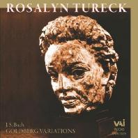 GOLDBERG VARIATIONS/ ROSALYN TURECK [바흐: 골드베르크 변주곡 - 로잘린 투렉]