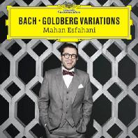 GOLDBERG VARIATIONS/ MAHAN ESFAHANI [바흐: 골드베르크 변주곡 - 마한 에스파하니]