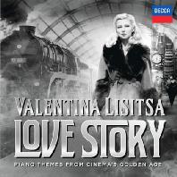 LOVE STORY: PIANO THEMES FROM CINEMAS GOLDEN AGE [발렌티나 리시차: 러브스토리 - 고전영화 피아노 음악 모음곡]