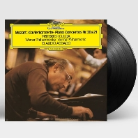 PIANO CONCERTOS NO.20 & 21/ FRIEDRICH GULDA, CLAUDIO ABBADO [모차르트: 피아노 협주곡 20, 21번 - 굴다, 아바도] [180G LP]