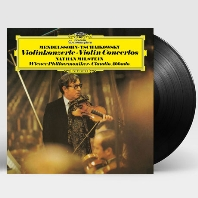 VIOLIN CONCERTOS/ NATHAN MILSTEIN, CLAUDIO ABBADO [차이코프스키 & 멘델스존: 바이올린 협주곡 - 밀스타인, 아바도] [180G LP]