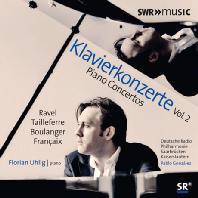 PIANO CONCERTOS VOL.2: RAVEL, TAILLEFERRE, BOULANGER, FRANCAIX/ PABLO GONZALEZ [라벨, 타이페르, 불랑제, 프랑세: 프랑스 피아노 협주곡 2집 - 플로리안 우훌리크]