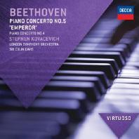 PIANO CONCERTO NO.5 `EMPEROR`/ COLIN DAVIS [VIRTUOSO]