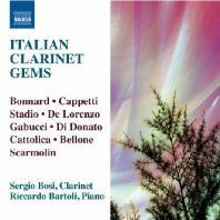 ITALIAN CLARINET GEMS/ SERGIO BOSI, RICCARDO BARTOLI