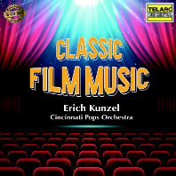 CLASSIC FILM MUSIC/ ERICH KUNZEL [영화 음악: 클래식 - 신시내티 팝스 오케스트라, 쿤젤]