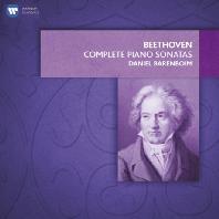 COMPLETE PIANO SONATAS/ DANIEL BARENBOIM [베토벤: 피아노 소나타 전곡 - 다니엘 바렌보임]