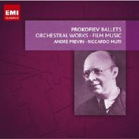 BALLETS, ORCHESTRAL WORKS/ ANDRE PREVIN, RICCARDO MUTI