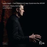 PIANO CONCERTO IN D MAJOR, SYMPHONIES NOS.80 & 81/ LUCAS BLONDEEL, BART VAN REYN [하이든: 교향곡 80, 81번, 피아노 협주곡 D장조]
