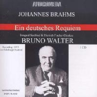 EIN DEUTSCHES REQUIEM/ BRUNO WALTER [브람스: 독일 레퀴엠]