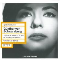 GUNTHER VON SCHWARZBURG/ OLIVIERO DE FABRITIIS [홀츠바우어: 슈바르츠부르크의 군터]