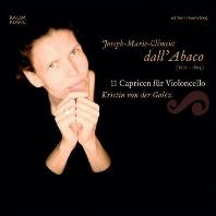 11 CAPRICEN FUR VIOLONCELLO/ KRISTIN VON DER GOLTZ [달라바코: 무반주 첼로를 위한 11곡의 카프리스 - 크리스틴 폰 데어 골츠]