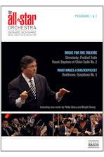 THE ALL STAR ORCHESTRA: PRORAMS 1 & 2/ GERARD SCHWARZ [올스타 오케스트라 1 & 2]