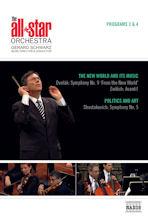 THE ALL STAR ORCHESTRA: PRORAMS 3 & 4/ GERARD SCHWARZ [올스타 오케스트라 3 & 4]