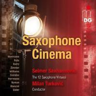 SAXOPHONE CINEMA/ SELMER SAXHARMONIC, MILAN TURKOVIC