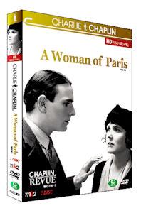 찰리 채플린: 파리의 여인+채플린 레뷔 2: HD리마스터링 [A WOMAN OF PARIS+CHAPLIN REVUE 2]