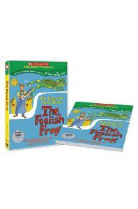 스콜라스틱 LEVEL 10 [DVD+BOOK] [SCHOLASTIC: THE FOOLISH FROG]
