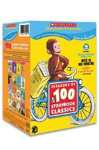 스콜라스틱 스토리북 100EP [직수입 한정판] [SCHOLASTIC TREASURY 100 STORYBOOK CLASSICS 16]