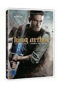 킹 아서: 제왕의 검 [KING ARTHUR: LEGEND OF THE SWORD] [19년 3월 워너/유니/파라마운트 가격인하 프로모션]