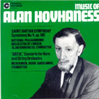 SYMPHONY NO.9 ETC/ ALAN HOVHANESS