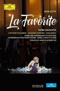 LA FAVORITE/ ELINA GARANCA, KAREL MARK CHICHON [도니제티: 라 파보리트 - 가란차]