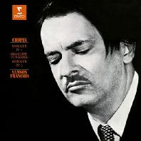 PIANO SONATAS NO.2 & 3/ SAMSON FRANCOIS [UHQCD] [쇼팽: 피아노 소나타 2, 3번 - 상송 프랑소와]