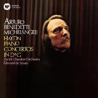 PIANO CONCERTOS NO.4 & 11/ ARTURO BENEDETTI MICHELANGELI, EDMOND DE STOUTZ [UHQCD] [하이든: 피아노 협주곡 4, 11번 - 미켈란젤리, 스토츠]