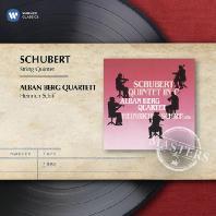STRING QUINTET/ ALBAN BERG QUARTETT [WARNER MASTERS] [슈베르트: 현악 오중주곡]