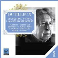 ORCHESTRAL PIANO & CHAMBER MASTERWORKS