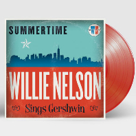 SUMMERTIME WILLIE NELSON SINGS GERSHWIN [180G CLEAR RED LP]