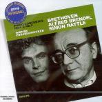 PIANO CONCERTOS 4 & 5/ ALFRED BRENDEL/ SIMON RATTLE [THE ORIGINALS]