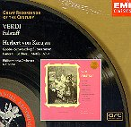 FALSTAFF/ HERBERT VON KARAJAN [GREAT RECORDINGS OF THE CENTURY]