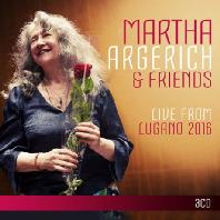 LIVE FROM LUGANO 2016/ MARTHA ARGERICH & FRIENDS [마르타 아르헤리치와 친구들: 루가노 페스티벌 2016]