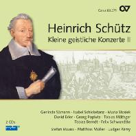 KLEINE GEISTLICHE KONZERTE 2/ LUDGER REMY [COMPLETE RECORDING 17] [쉬츠: 소규모 교회 콘체르토 2집]