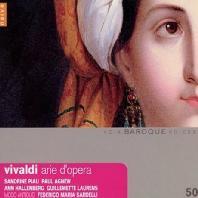 ARIE D`OPERA/ SANDRINE PIAU, FEDERICO MARIA SARDELLI [비발디: 오페라 아리아 와 앙상블 모음 곡 발췌]