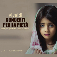 CONCERTI PER LA PIETA/ EUROPA GALANTE, FABIO BIONDI [비발디: 피에타를 위한 협주곡들 - 에우로파 갈란테, 파비오 비온디]
