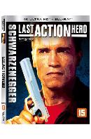 라스트 액션 히어로 4K UHD+BD [슬립케이스 한정판] [LAST ACTION HERO]