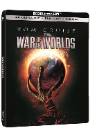 우주전쟁 리마스터 4K UHD+BD [스틸북 한정판] [WAR OF THE WORLDS]
