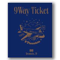 9 WAY TICKET [싱글 2집] [9 TRAVELERS VER]