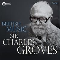 BRITISH MUSIC [찰스 그로브스: 영국작곡가 작품집]