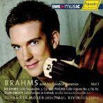 BRAHMS AND HIS CONTEMPORARIES VOL.1/ JOHANNES MOSER/ PAUL RIVINIUS