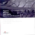 WORKS FOR VIOLIN & ORCHESTRA/ VENGEROV/ MEHTA