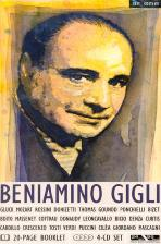 BENIAMINO GIGLI [베니아미노 질리: 20세기 거장의 역사적인 기록]