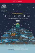 CHEREVICHKI: THE TSARINA`S SLIPPERS/ ALEXANDER POLIANICHKO [차이코프스키: 체레비스키-황후의 슬리퍼]