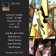 MASTERS OF TH GUITAR VOL.3: CUBA [마스터스 오브 더 기타 3집: 쿠바]