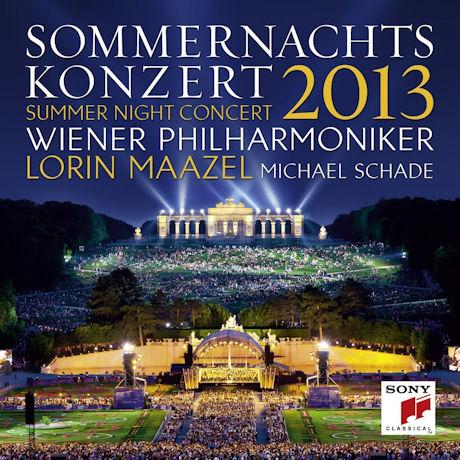 2013 SUMMER NIGHT CONCERT/ MICHAEL SCHADE, LORIN MAAZEL [2013 빈 필하모닉 여름밤 콘서트 - 샤데, 마젤]